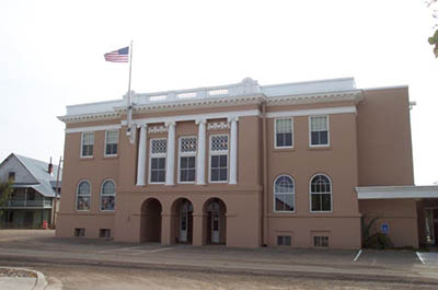 Rio Arriba County Courthouse